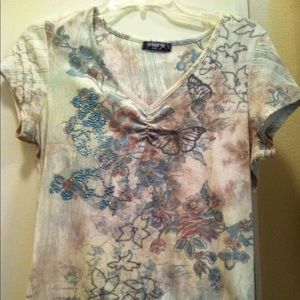 Beaded top from Energe